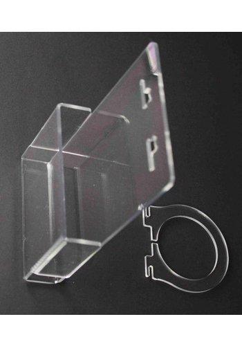 Brochurehouder / Folderbak A4
