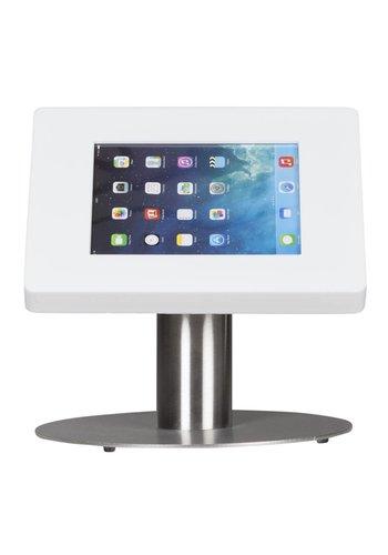 "Rgo Tafelstandaard wit/RVS, iPad Pro 9.7/Air; Meglio 9-11"" tablets"
