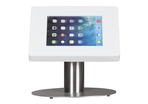 """Tafelstandaard wit/RVS iPad Pro 9.7/Air Meglio 9-11"""" tablets"""