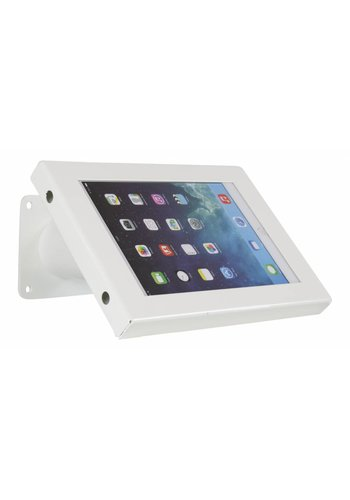 """Tablethouder wit, wand-,tafelmontage iPad Mini; Securo 7-8"""" tablets"""