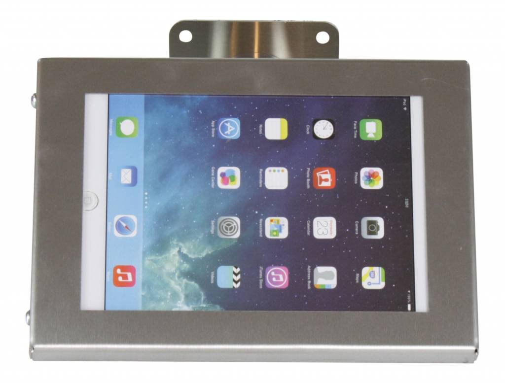 Tablet Houder Tafel : Hovertab security tablet stand tabletsolution