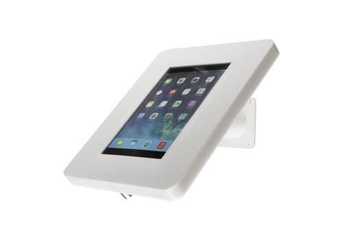 "Tablethouder wand-tafelmontage iPad Mini Meglio 7-8"" wit of zwart"