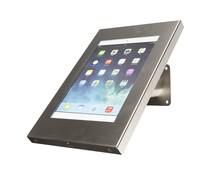 Rgo Tablethouder RVS voor wand-,tafelmontage; Securo voor Apple Air/Air 2, tablets