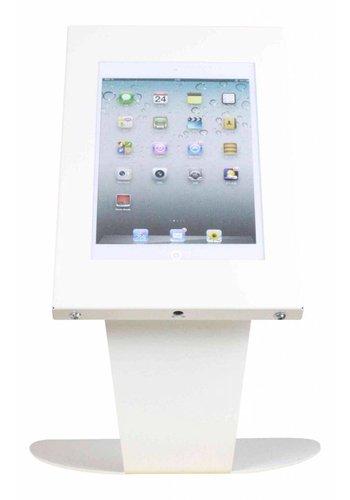 """Tafelstandaard wit, iPad Mini; Kiosk 7""""-8"""" tablets"""