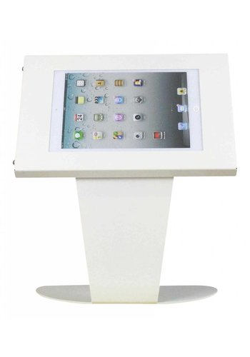 "Tafelstandaard wit, iPad Pro 9.7/Air; Kiosk 9-11"" tablets"