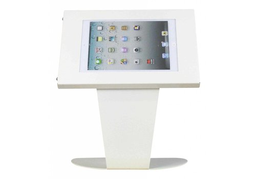 "Tafelstandaard iPad 9.7"" Kiosk 9-11"" tablets wit"