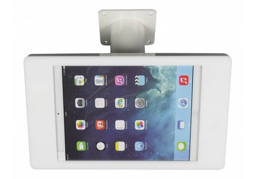 Tablethouder wand-tafelmontage iPad Mini Fino wit