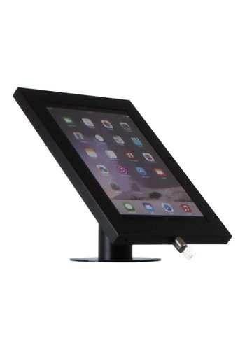 "Tablethouder zwart, wand-,tafelmontage 12.9-inch iPad Pro; Securo 12-13"" tablets"