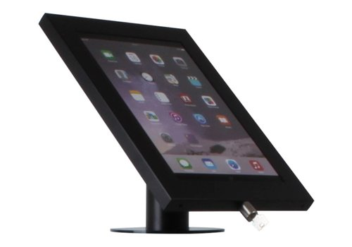 "Tablethouder wand-tafelmontage iPad 12.9"" Securo 12-13"" tablets zwart"