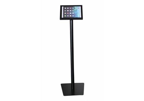 "Vloerstandaard iPad 9.7"" Prezzo 9-10"" tablets [budget] zwart"