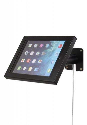 """Tafelstandaard/ wandhouder zwart, 9.7-inch iPads en 9-10"""" tablets. Prezzo [budget]"""