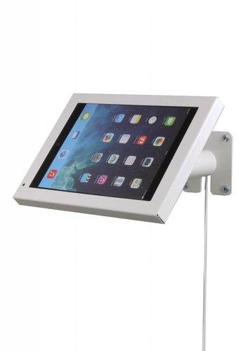 "Tafelstandaard/ wandhouder wit, 9.7-inch iPads en 9-10"" tablets. Prezzo [budget]"