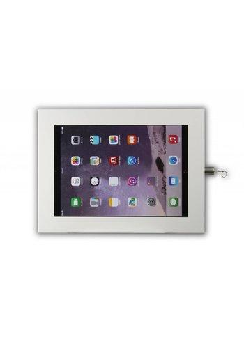 "Muurhouder wit, plat tegen wandmontage 12.9-inch iPad Pro; Securo 12-13"" tablets"