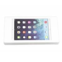 Wandhouder voor iPad, iPad Pro 9,7; Flessibile 2 kleuren acrylaat kunststof houder op zilvergrijze aluminium zwenkarm