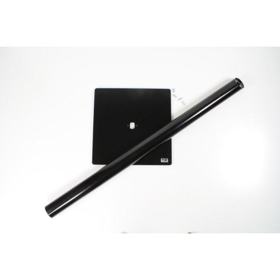 1050 mm Buis voor iPad-tablet vloerstandaard