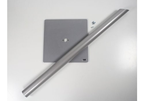 onderdeel voor vloerstandaard buis 1,05m voor iPad Vloerstandaard