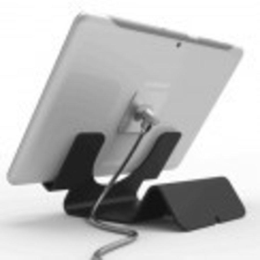 universeel tabletslot met kabel en cijferslot