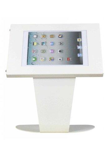 "Tafelstandaard iPad Pro 12.9 Kiosk 12-13"" tablets wit"