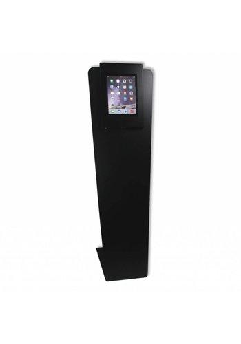 "Vloerstandaard zwart, iPad Pro 9.7/Air; Kiosk 9-11"" tablets"
