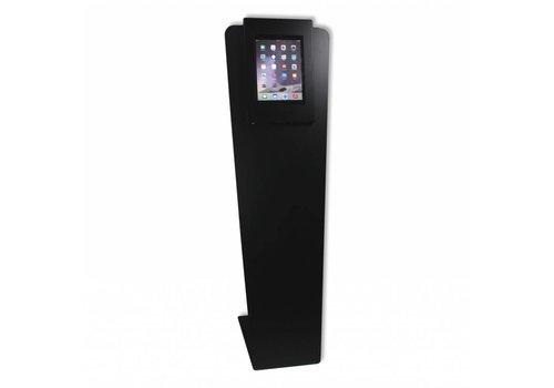"""Vloerstandaard iPad 9.7"""" Securo 9-11"""" Colonna zwart"""