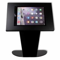 Tafelstandaard, zwart, voor Apple Mini, Kiosk, 7 en 8 inch tablets