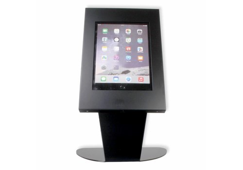 "Tafelstandaard zwart iPad Mini Kiosk 7""-8"" tablets"