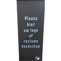 Ontwerp van bedrukking display plaat - DTP - vormgeving