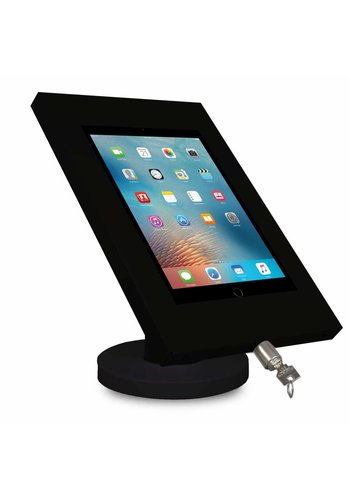 "Tablethouder vast zwart, tafelmontage iPad 9.7 & 10.5-inch; Securo 9-11"" tablets"