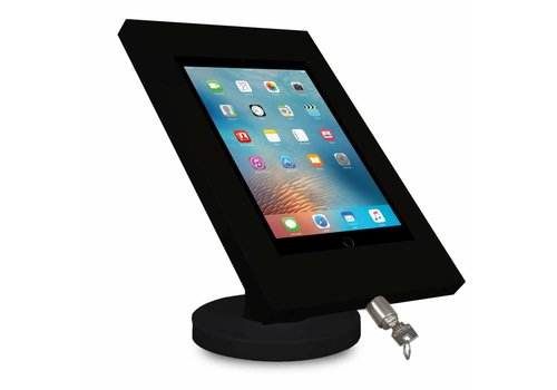 "Tablethouder vast zwart tafelmontage iPad 9.7 & 10.5-inch Securo 9-11"" tablets"