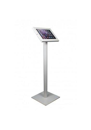 """Vloerstandaard iPad 12.9"""" Securo 12-13"""" tablets wit"""