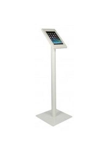 """Vloerstandaard wit, iPad 9.7 & 10.5-inch; Securo 9-11"""" tablets"""