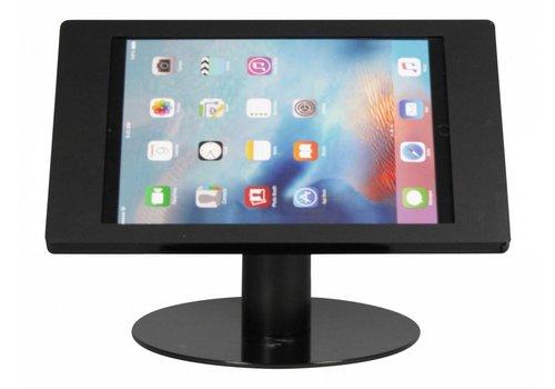 """Tafelstandaard iPad 12.9"""" Fino in zwart acrylaat met stalen voet"""