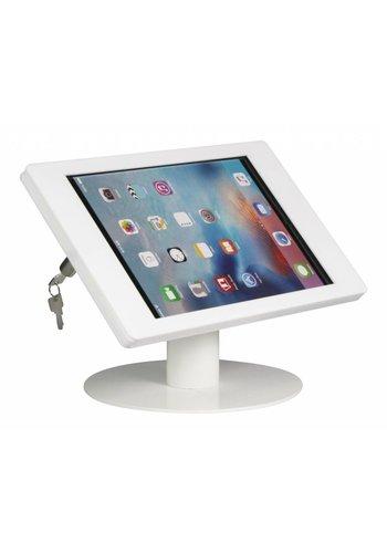 Tafelstandaard iPad Pro 12.9; Fino in wit kunststof met witte voet