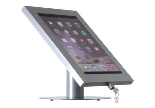 "Tafelstandaard 12.9-inch iPad Pro Securo 12-13"" tablets grijs"