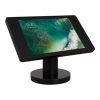 10.5-inch Pro iPadhouder, Fino, zwart-rvs, voor montage op tafel of aan wand, inclusief slot