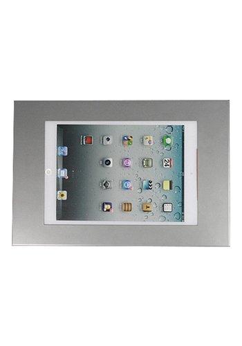 "Muurhouder grijs, plat tegen wandmontage iPad Mini; Securo 7-8"" tablets"