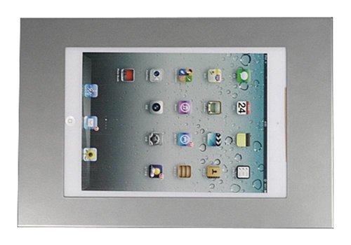 "Muurhouder grijs plat tegen wandmontage iPad Mini Securo 7-8"" tablets"