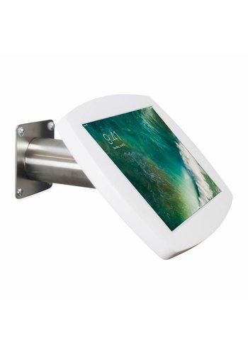 Wandhouder/tafelstandaard vast voor iPad Pro 10.5-inch Lusso wit/RVS