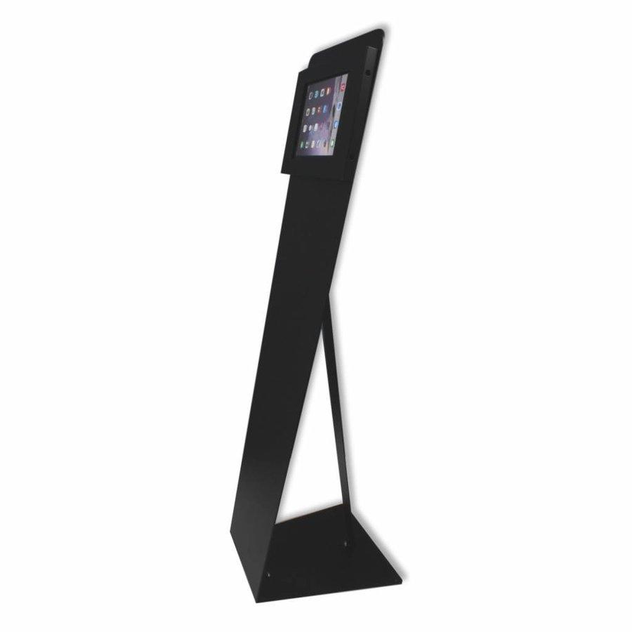 Vloerstandaard, inclusief een Apple Air 32GB Wi-Fi; Kiosk, zwart