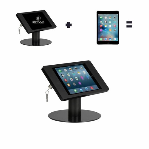 Vloerstandaard inclusief iPad