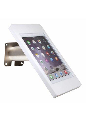 "Tablethouder wand-tafelmontage iPad 9.7"" Fino iPad 5 wit met RVS stalen voet voet"