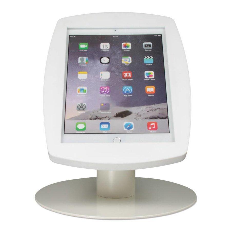 iPad Pro 10.5-inch, stijlvolle stabiele tafelstandaard, Lusso, inclusief slot, wit