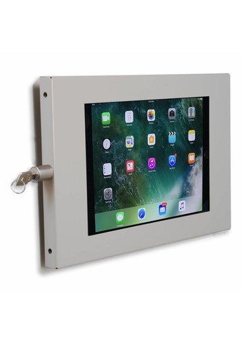 "Muurhouder grijs, plat tegen wandmontage 10.5-inch iPad Pro; Securo 10-11"""