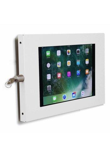 "Muurhouder wit, plat tegen wandmontage 10.5-inch iPad Pro; Securo 10-11"""