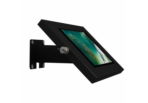 Wandhouder/tafelstandaard vast voor iPad Pro 10.5-inch Securo zwart