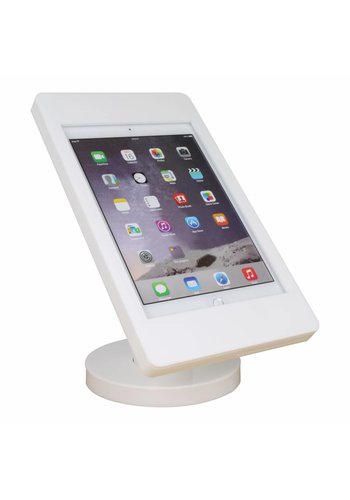 Tafelstandaard inclusief een Apple Air 32GB Wi-Fi; Fino wit
