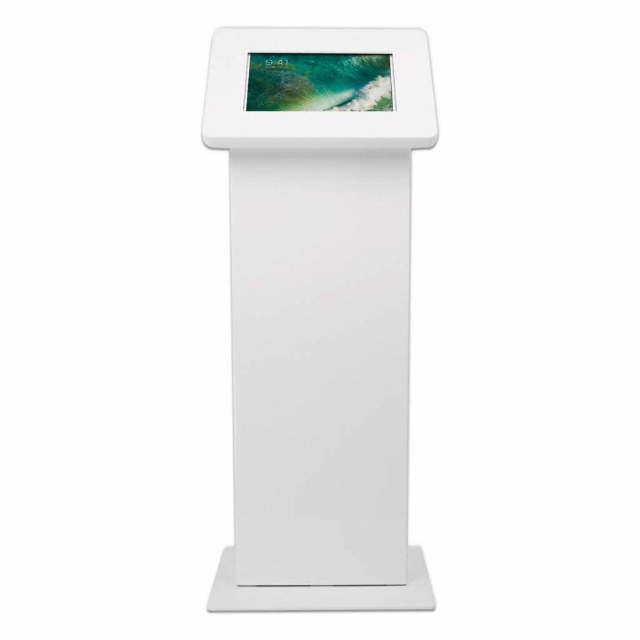 """Display vloerstandaard voor iPad 12,9"""", wit, Largo"""