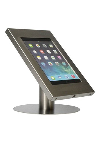 """Tafelstandaard RVS/staal, iPad 9.7 & 10.5-inch; Securo 9-11"""" tablets"""