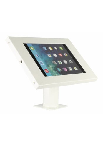 "Tablethouder wit, wand-,tafelmontage iPad 9.7 & 10.5-inch; Securo 9-11"" tablets"