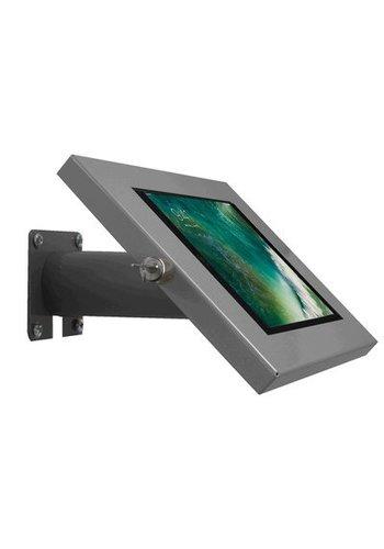 "Tablethouder wand-tafelmontage iPad 9.7""  & 10.5"" Securo 9-11"" tablets grijs"
